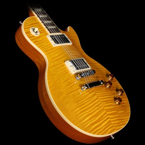 Gibson Used 2012 Gibson Les Paul Standard Electric Guitar Amber Burst