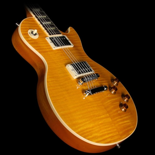 Gibson Used 2013 Gibson Les Paul Standard Electric Guitar Amber Burst