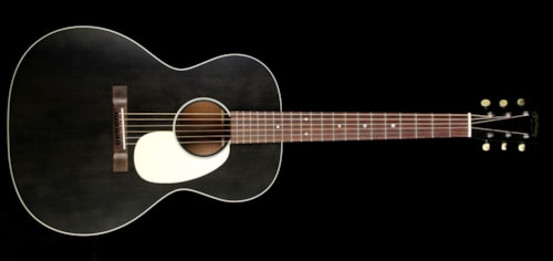 Martin Used 2016 Martin 00L-17 Acoustic Guitar Black Smoke