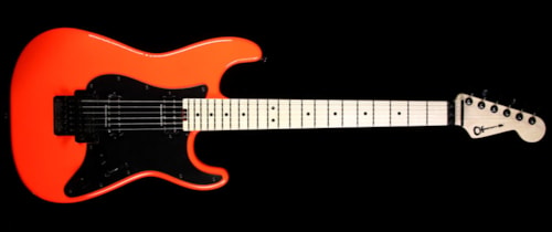 Charvel Used Charvel Pro Mod Series So Cal 2H FR Electric Guitar Rocket Red