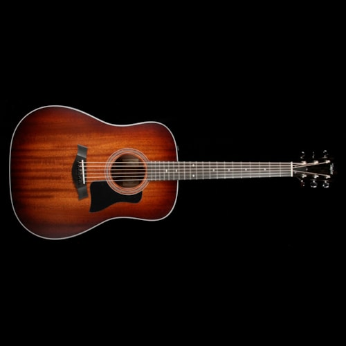 Taylor 320e Mahogany Top Dreadnought Acoustic/Electric Shaded Edgeburst