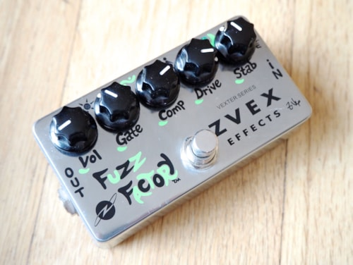 Zvex Effects Vexter Series Fuzz Factory Electric Guitar Effect Pedal Bout