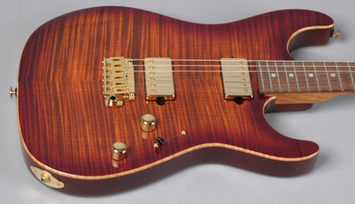 2013 Suhr Mahogany Deluxe Ltd. # 26 of 50