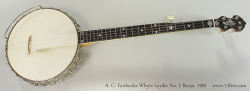 1902 Fairbanks Whyte Laydie No. 2