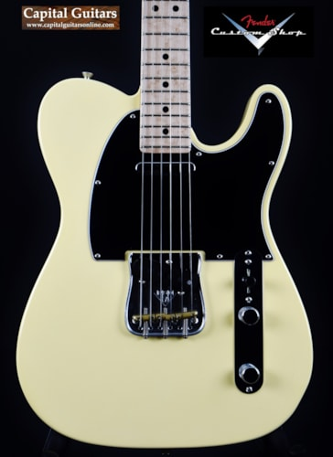 2014 Fender® Custom Shop Telecaster® Prototype NOS 2014