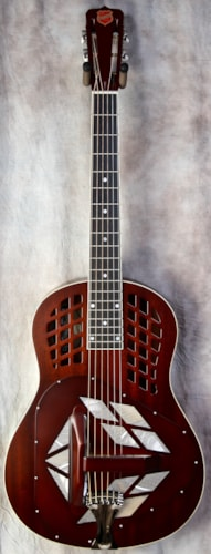 2016 National Reso-Phonic M-1 Tri-Cone Wood Body