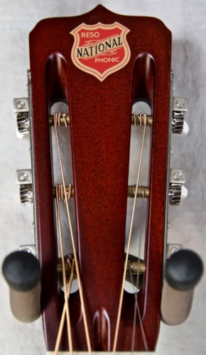 National Reso-Phonic M-1 Tri-Cone Wood Body