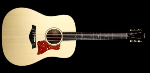 Taylor Used Taylor 510 Dreadnought Acoustic Guitar Natural