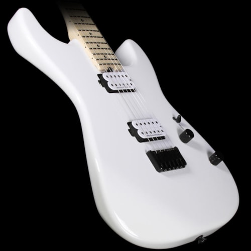 Charvel Pro Mod Series San Dimas 2H Hardtail Electric Guitar Snow White