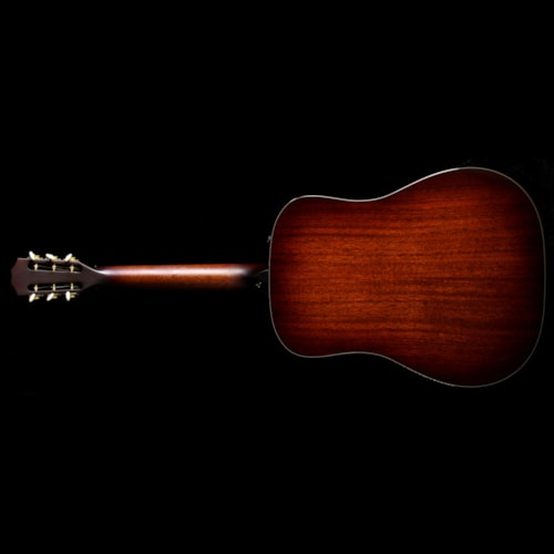 Taylor Used Taylor 520e All-Mahogany Dreadnought Acoustic-Electric Guitar Tobacco Edgeburst