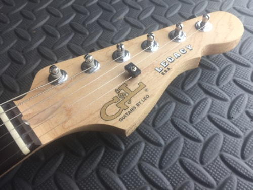 G&L Guitars by Leo Legacy Blonde Rosewood SSS Sweet!