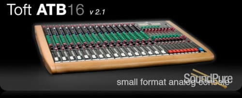 Toft Audio Designs ATB 16