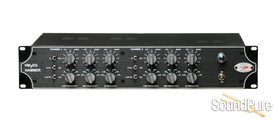 A Designs Audio HM2 EQ