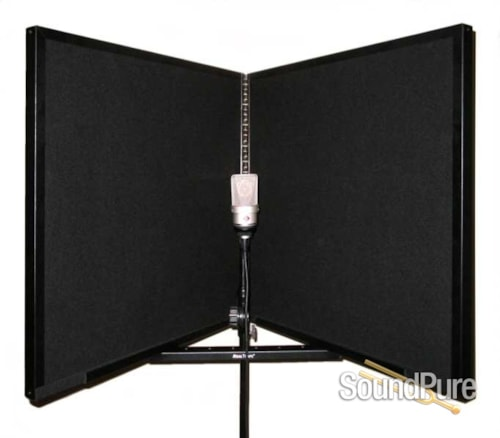 Real Traps Acoustics Portable Vocal Booth