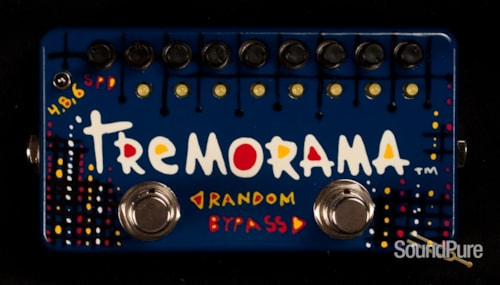 ZVex Effects Pedals Tremorama