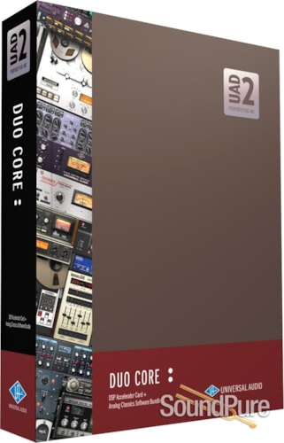 Universal Audio DUO Core
