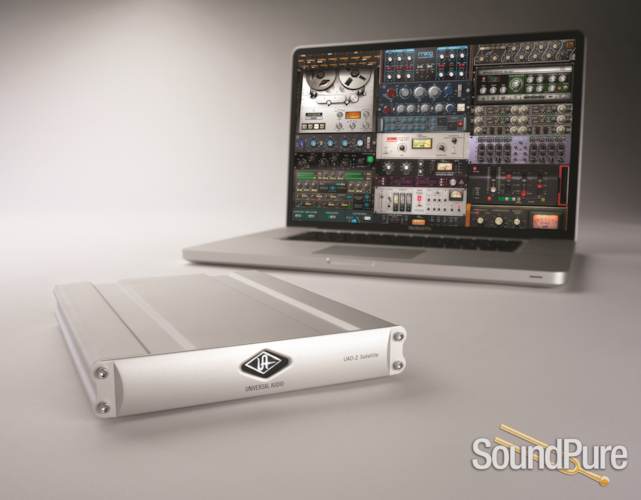 Universal Audio Satellite DUO Custom
