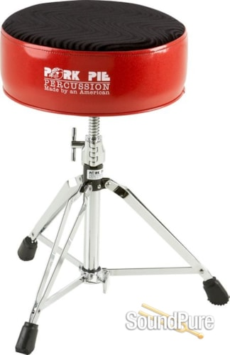 Pork Pie Percussion Red