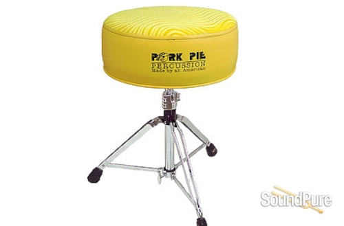 Pork Pie Percussion Yellow