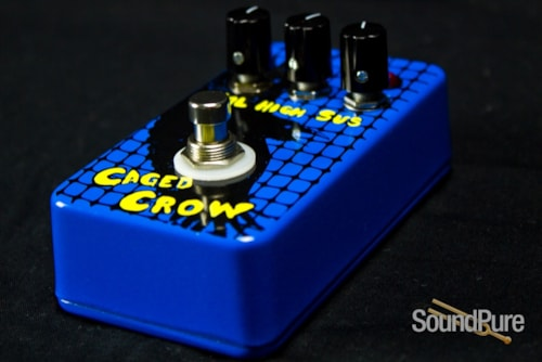 Flickinger Effects Pedals Caged Crow