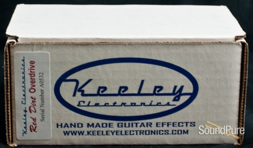 Keeley Electronics Inc. KLY-REDDIRT
