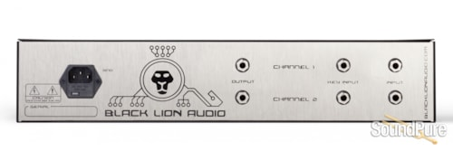 Black Lion Audio AGB compressor
