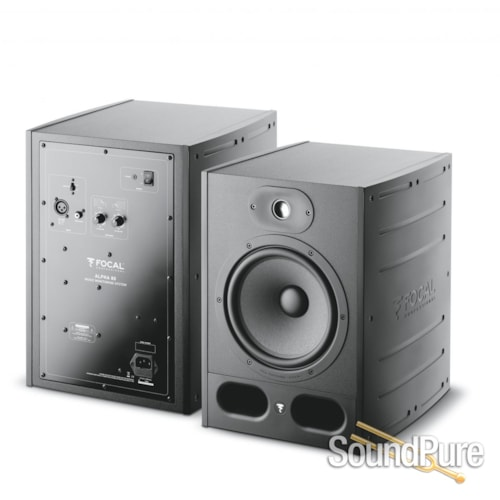 Focal Professional Studio Monitors ALPHA80