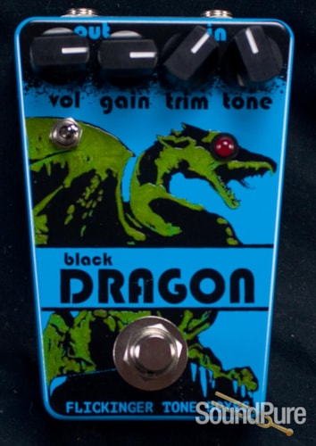 Flickinger Effects Pedals Angry Sparrow