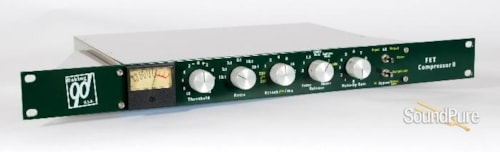 Daking Audio FET II Compressor