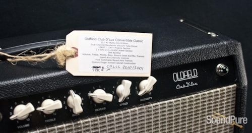Oldfield Tube Amplification Club D'Lux Convertib
