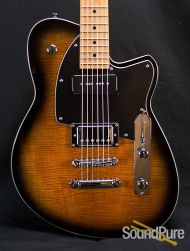Reverend Guitars DoubleAgentOG