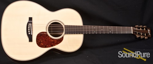 Bourgeois Guitars OMS German/East Indi