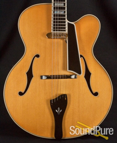 Buscarino Guitars Virtuoso