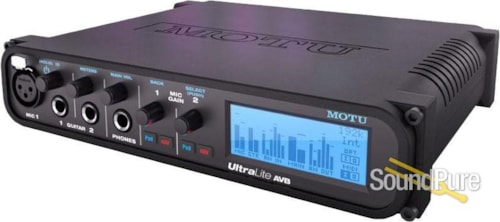 MOTU MOTU UltraLite AVB USB Interface