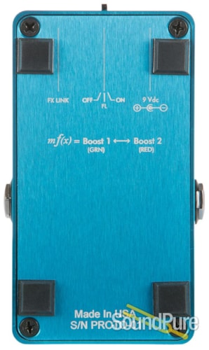 John Suhr Effects Pedal Dual Boost