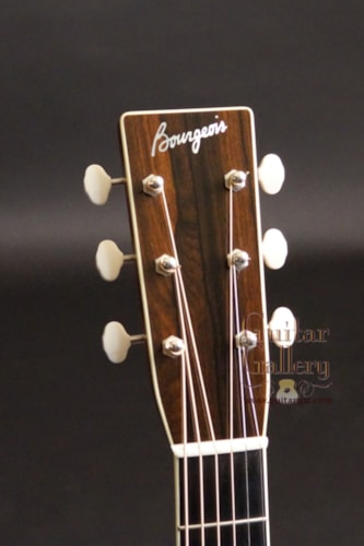 2009 Bourgeois SJ Prototype on SALE!