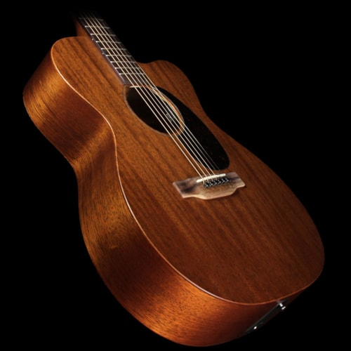 Martin OMC-15ME Orchestra Acoustic-Electric Guitar Natural