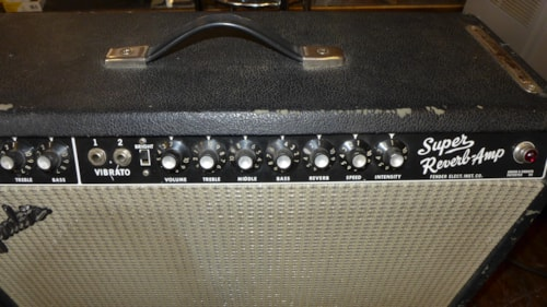 1973 Fender® Super Reverb®