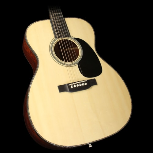 2016 Martin Custom Shop 2016 NAMM Display M-45 Cocobolo Acoustic Guitar Natural