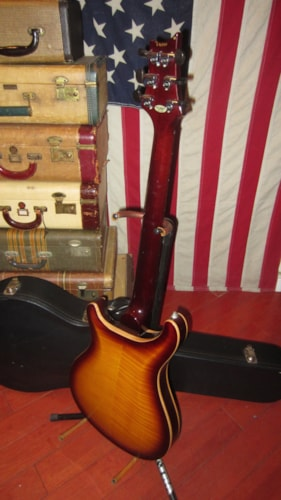 2005 Paul Reed Smith Hollowbody II 10 Top