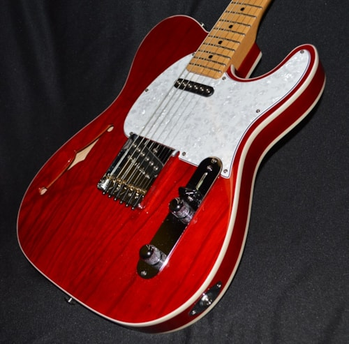 2016 G&L USA ASAT Classic Semi-Hollow