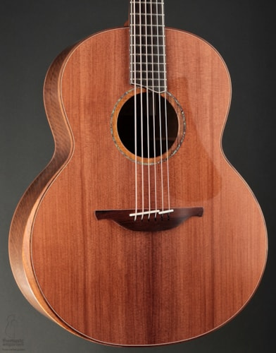 Lowden F-50 Walnut & Sinker Redwood w/ Bevel