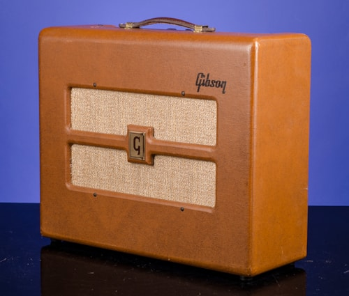 1954 Gibson GA-20 / Crest Guitar Amplifier