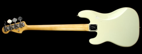 Fender® Used 1968 Fender® Precision Bass® Electric Bass Guitar Olympic White