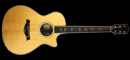 2002 Taylor Used 2002 Taylor 912ce Grand Concert Acoustic-Electric Guitar Natural