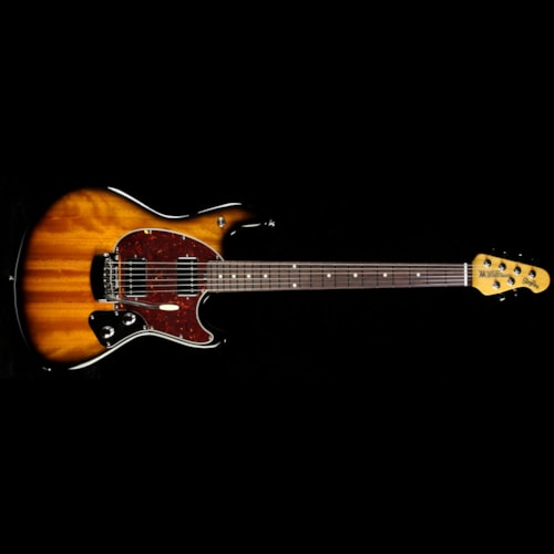 ERNIE BALL MUSIC MAN Modern Classic Stringray Electric Guitar Vintage Tobacco Burst