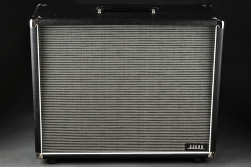 Tony BRUNO Half Open 2x12 - Cabinet/Alnico Blues