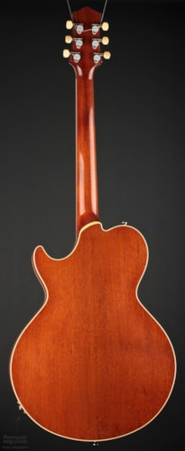 Collings SoCo Deluxe Aged Lacquer w/ ThroBaks