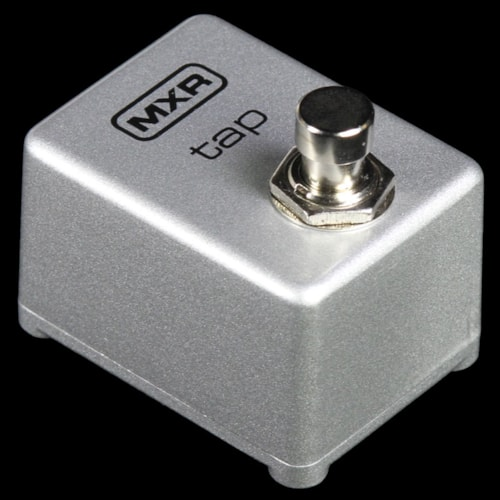 MXR Tap Tempo Auxiliary Footswitch
