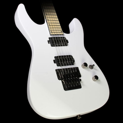 Jackson Pro Series SL2M Soloist Electric Guitar Snow White